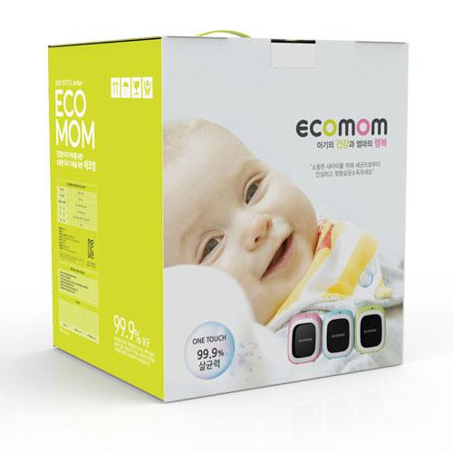 ECO-100 에코맘 젖병소독기 고급형