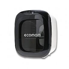 ECO-70KA 에코맘 젖병소독기 고급형-블랙(Black) 문화상품권+램프+칫솔걸이