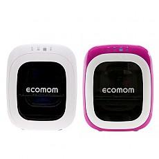 에코맘 젖병소독기 ECO-33 램프+칫솔걸이